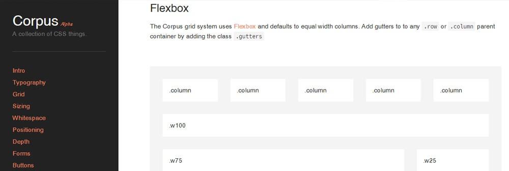 CSS инструментарий