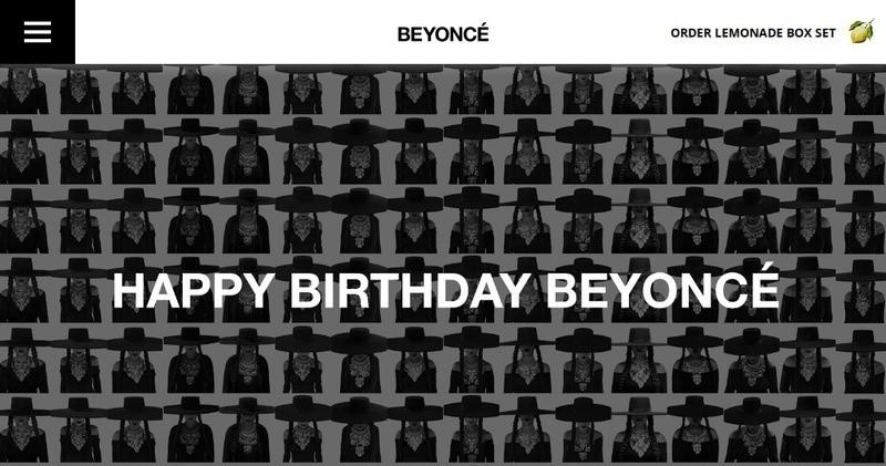 Сайты Beyonce