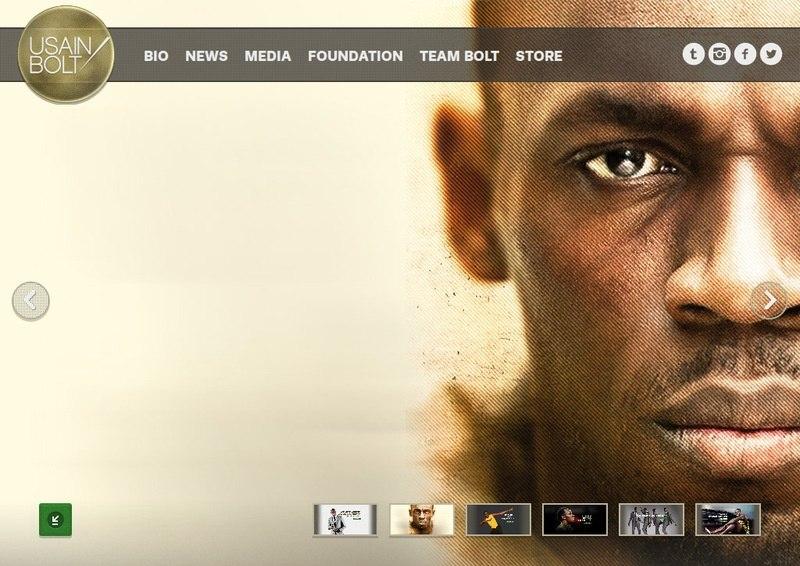 Сайт USAIN BOLT