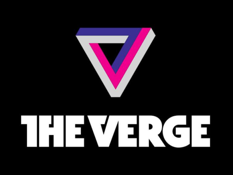 Редизайн веб-сайта The Verge