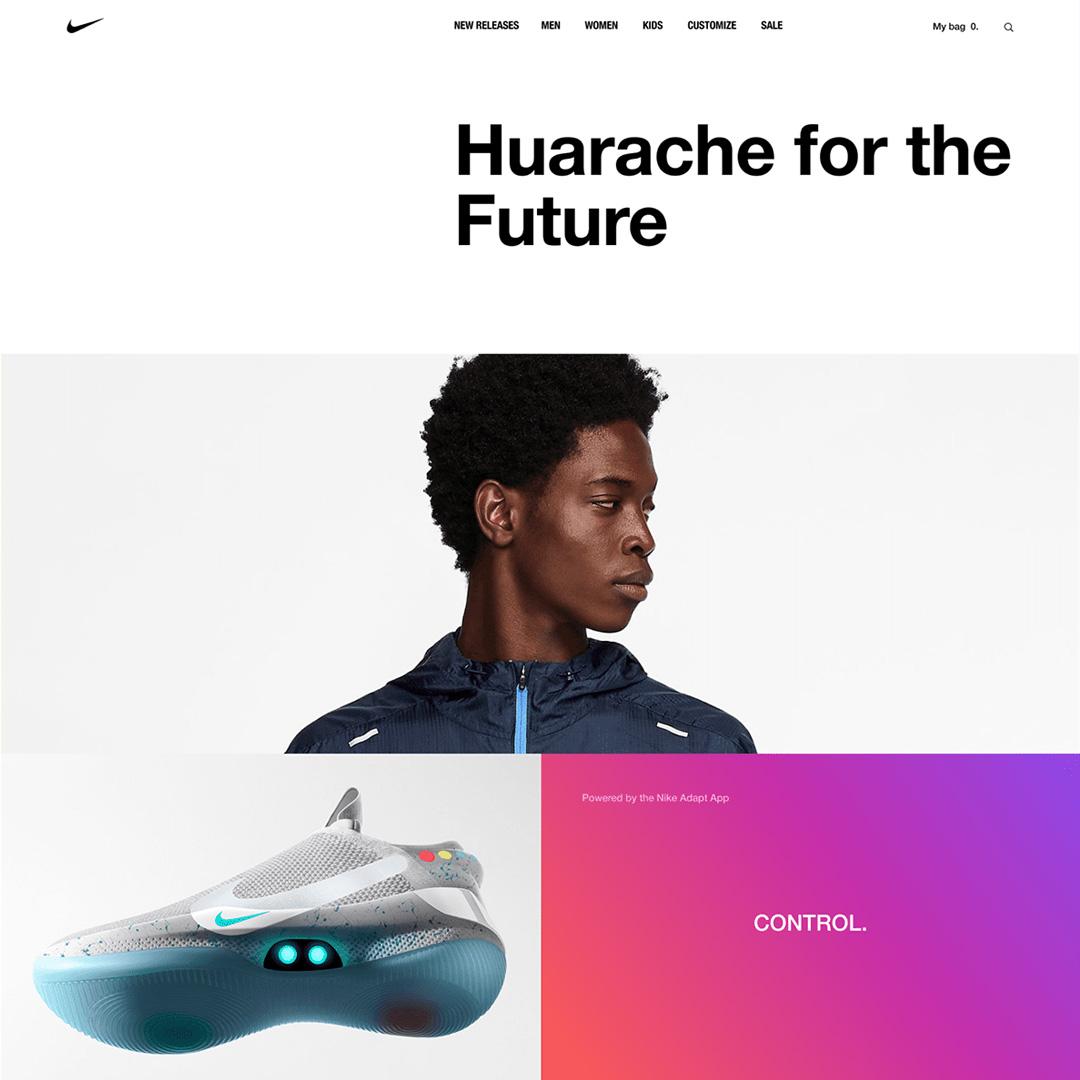 Примеры дизайн сайта